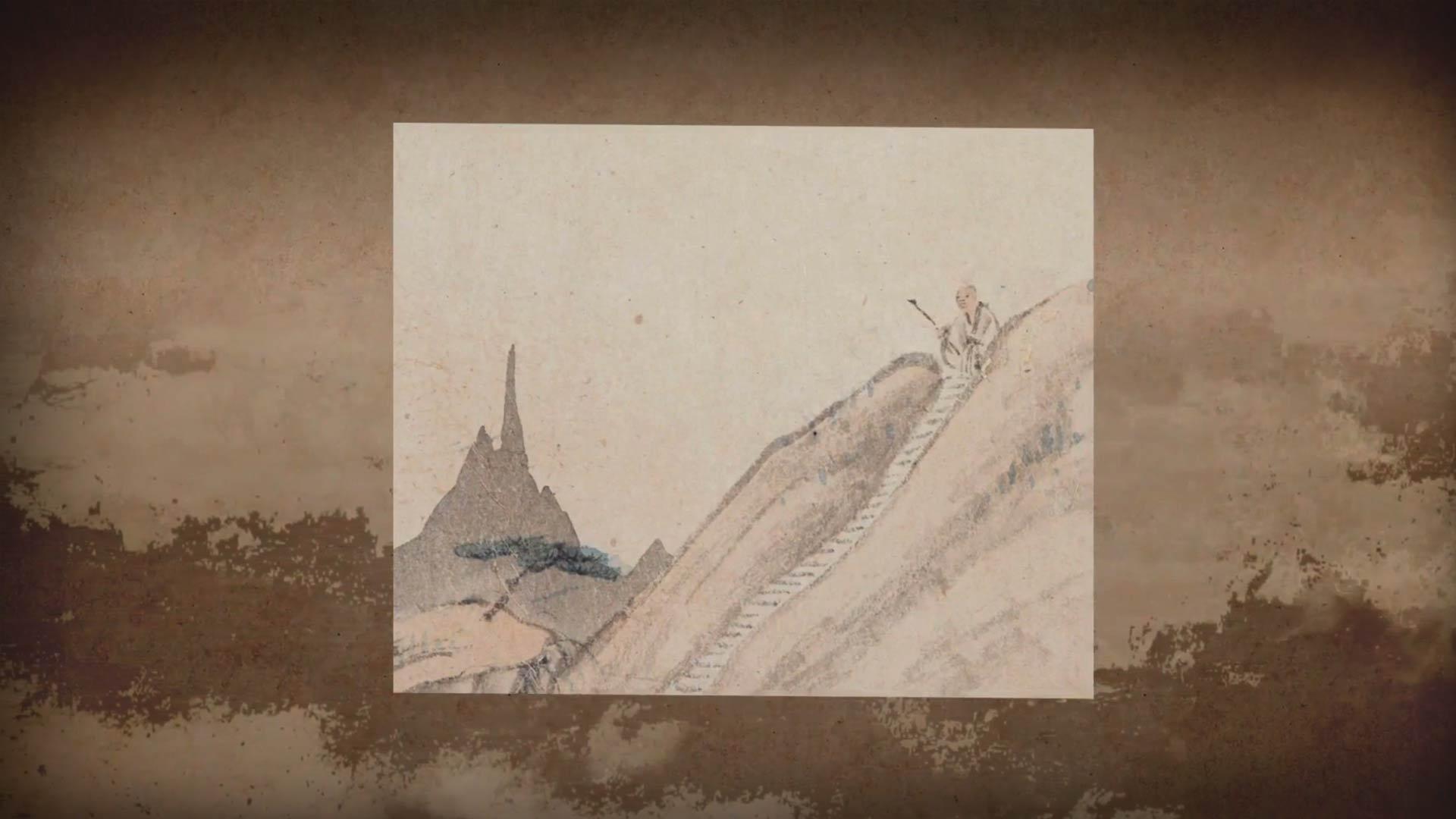 深山藏古寺