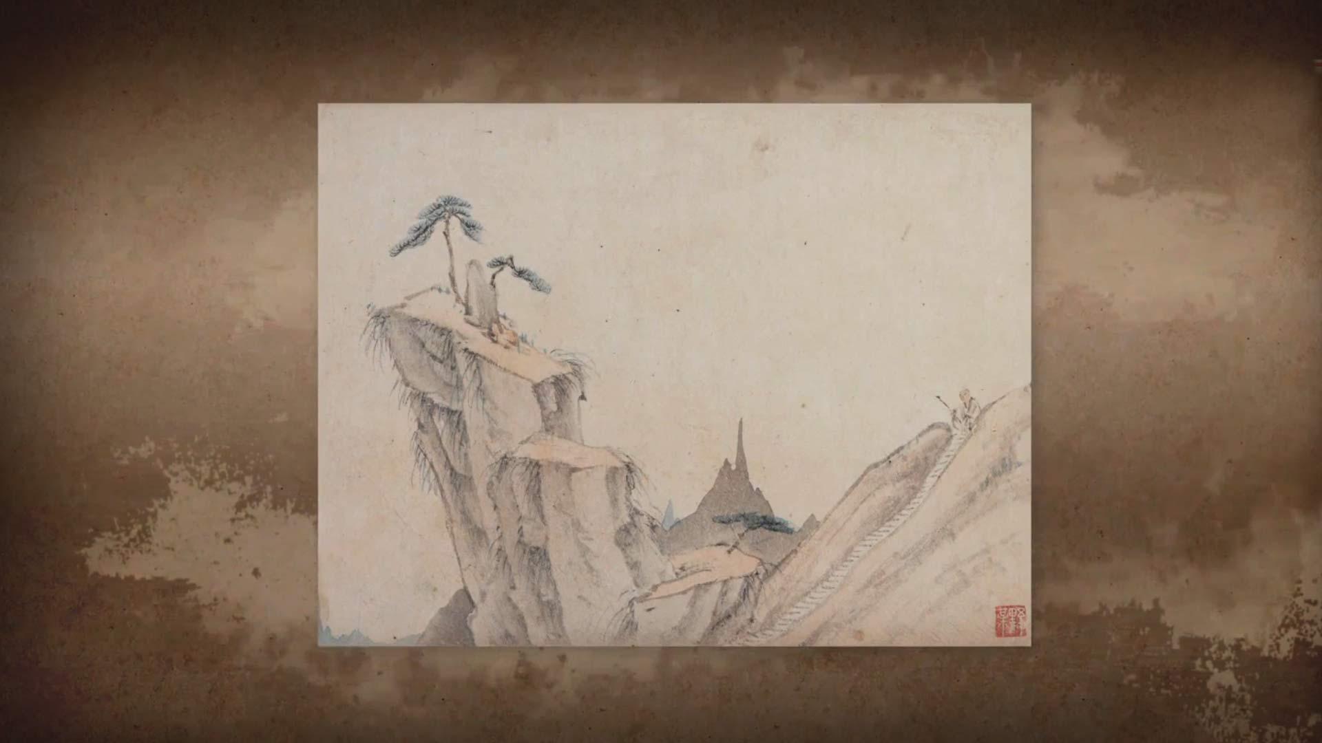 《呼吸美学-中国古画赏析》: 画里园林有洞天 (2021年)<p>画作提供:香港艺术馆虚白斋藏</p>