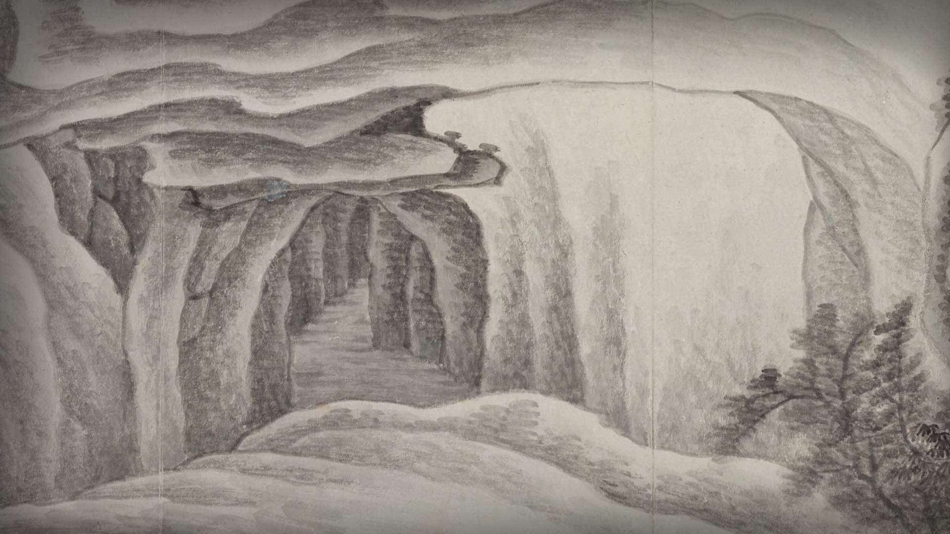呼吸美学-中国古画赏析》:画中桃花源(2021年) <p>画作提供:香港艺术馆虚白斋藏</p>