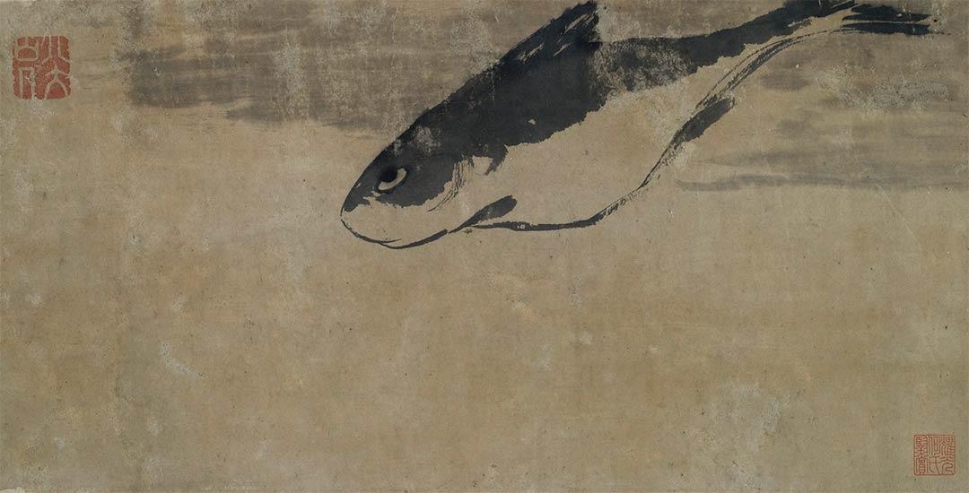《鱼乐图》